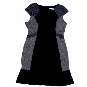 Reitmans fitted dress